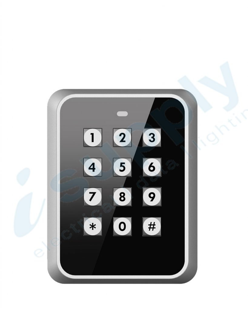 VIP Vision Professional Series 13.56MHz Card Reader / Metal Keypad  ACRDR-2MKC