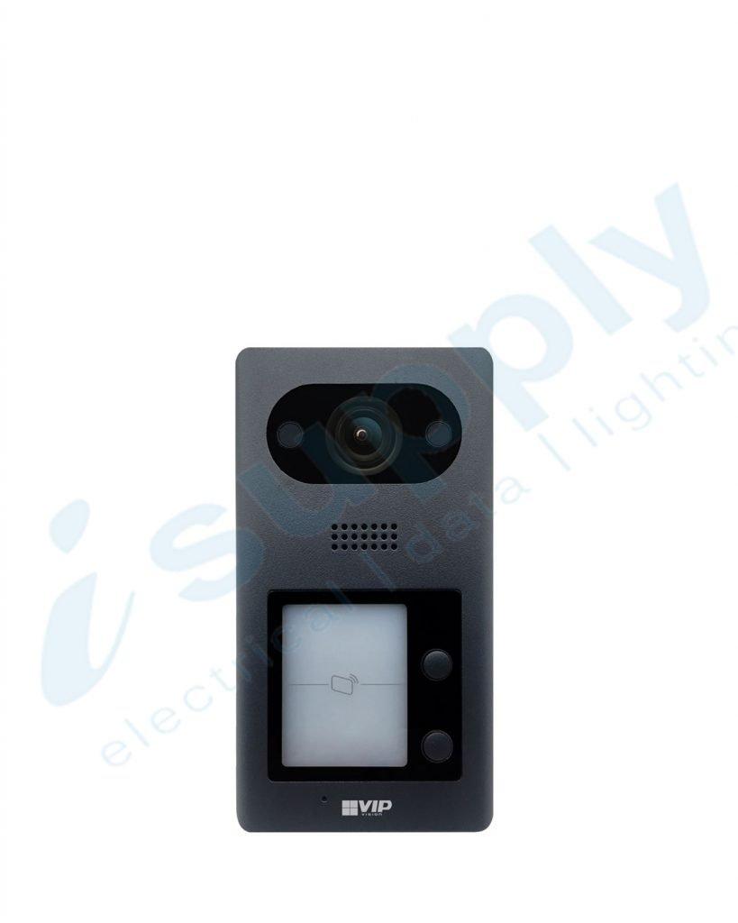 VIP Vision Residential 2 Button IP Intercom Door Station INTIPDDS2