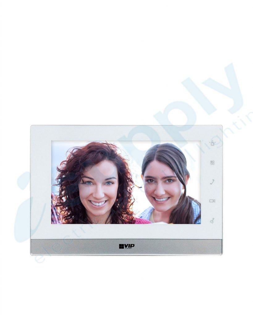 VIP Vision 2-Wire Residential IP Intercom Monitor INTIPMONFB2W