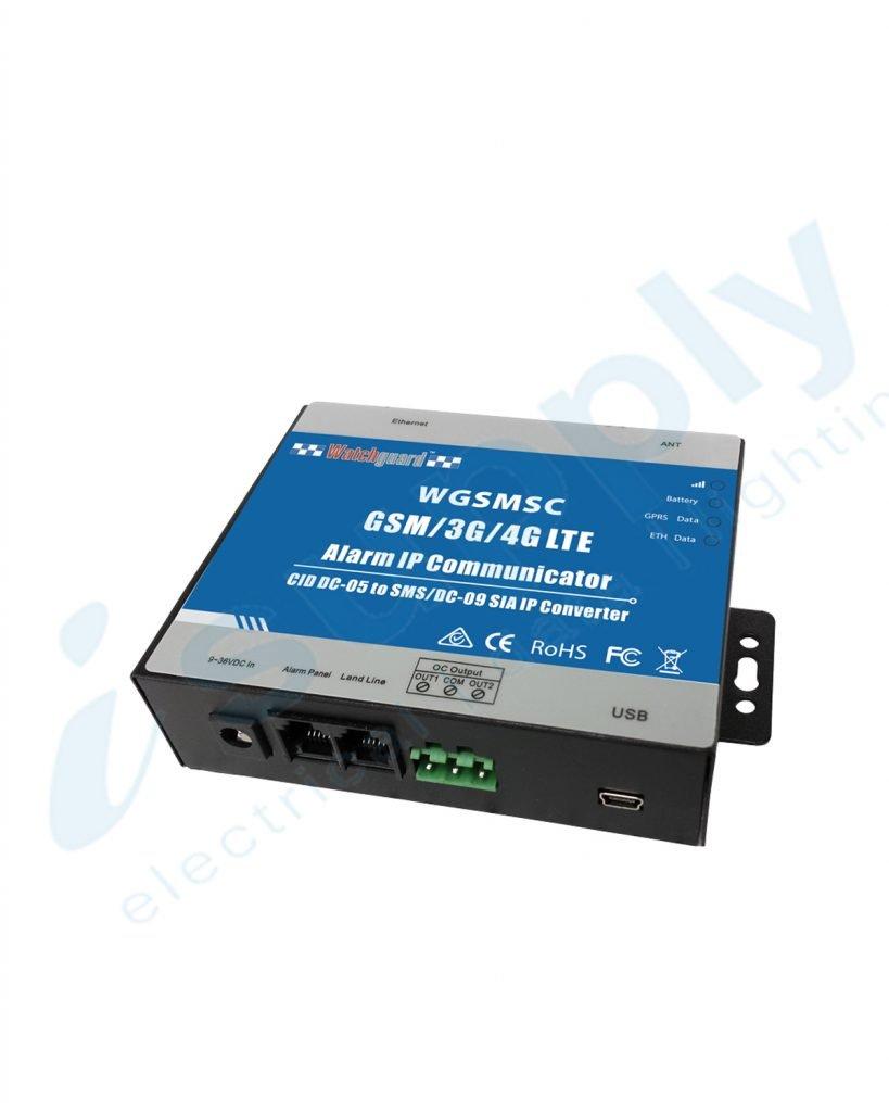 Watchguard IP & SMS Alarm Communicator  WGSMSC