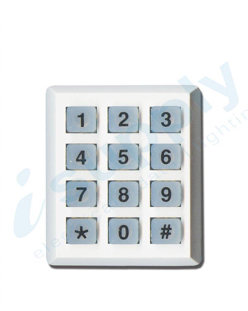 Watchguard Wireless Mini Numeric Keypad White WKP
