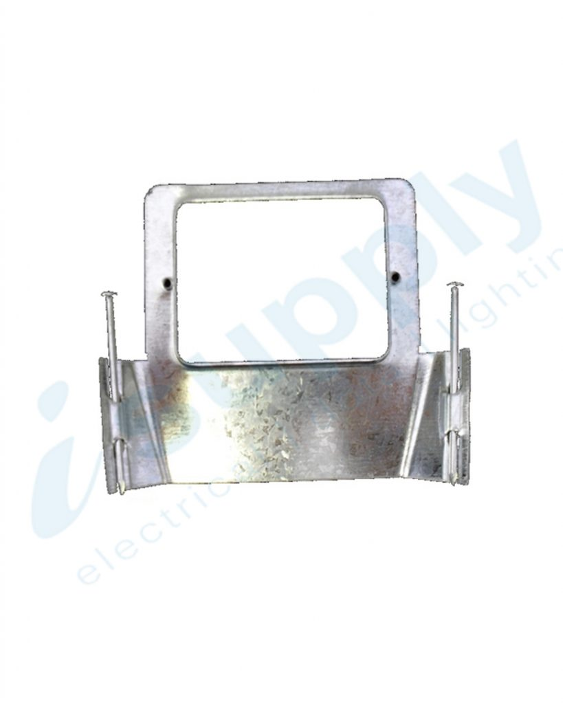 Clipsal Compatible Horizontal Stud Bracket with Nails