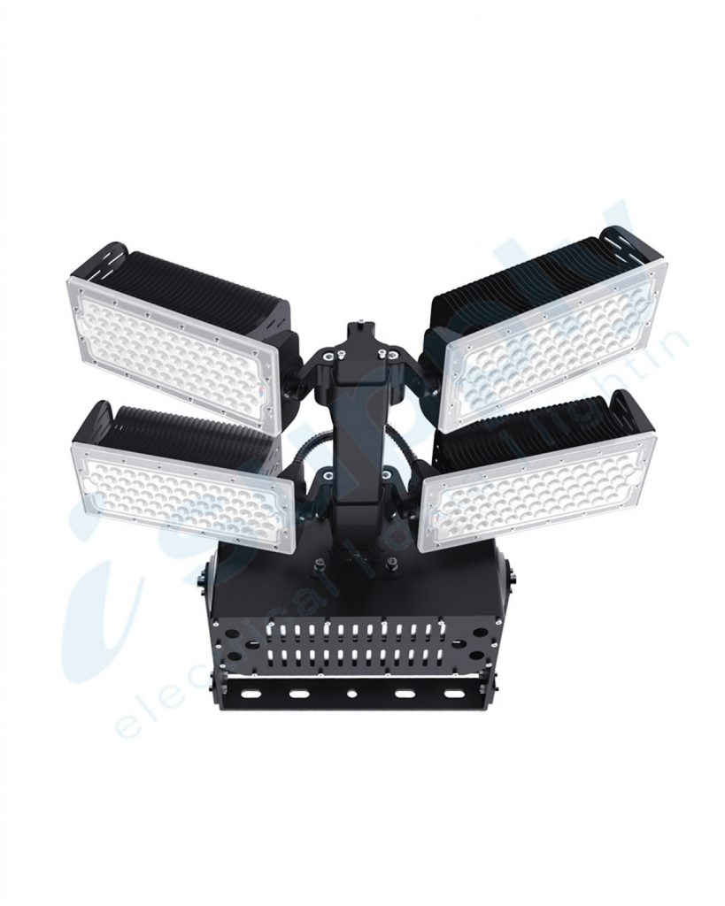 ENSA 480W Adjustable Stadium LED Flood Light (6500K) LFL-F480-C