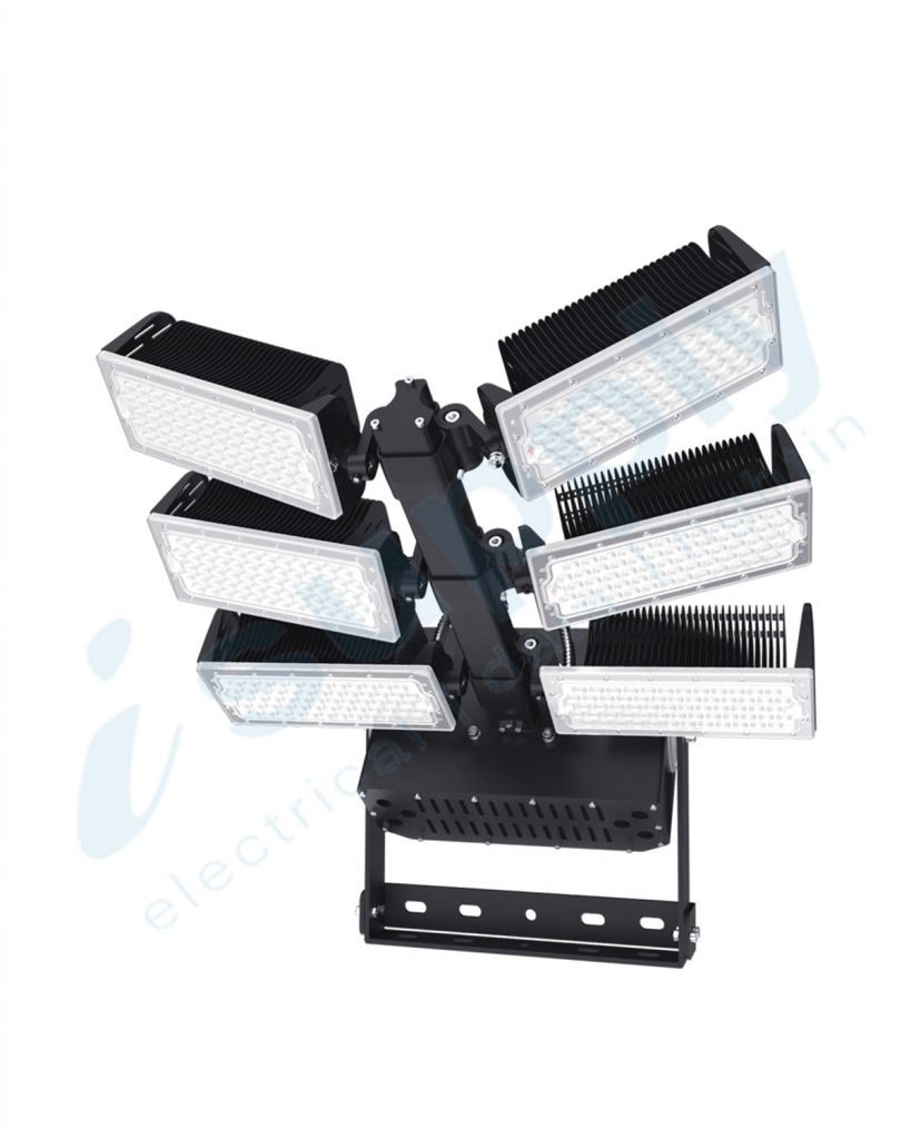 ENSA 720W Adjustable Stadium LED Flood Light (6500K) LFL-F720-C