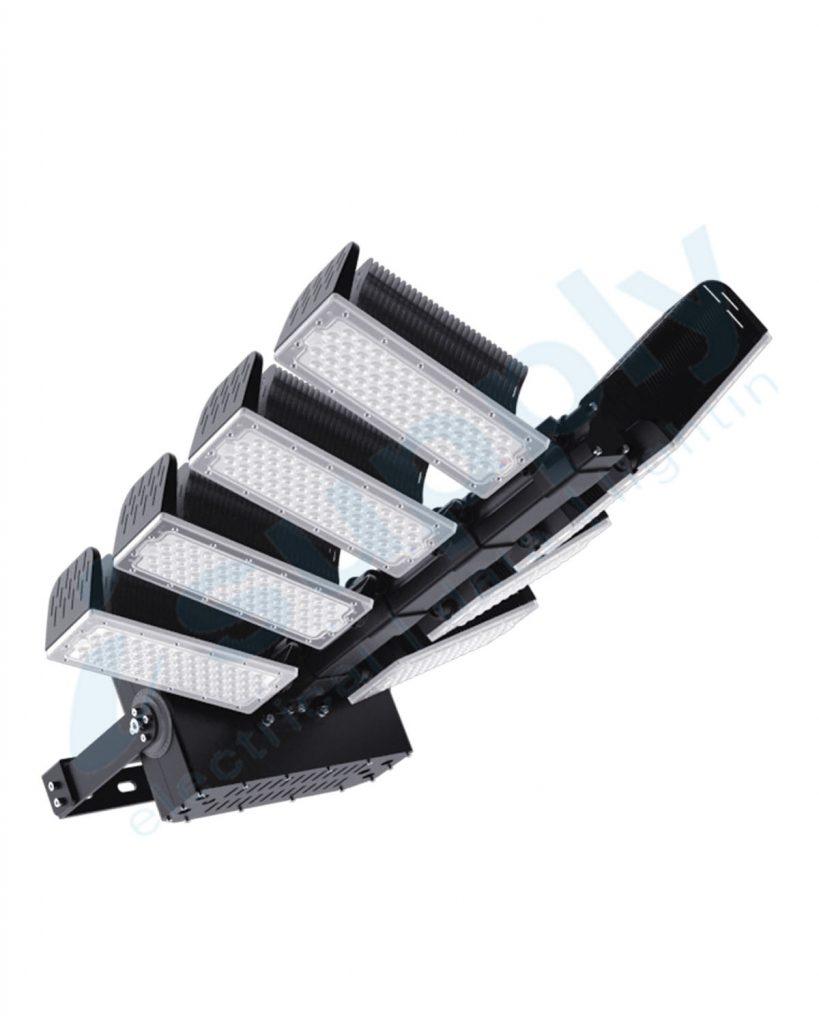 ENSA 960W AdjustableStadium LED Flood Light (6500K)LFL-F960-C