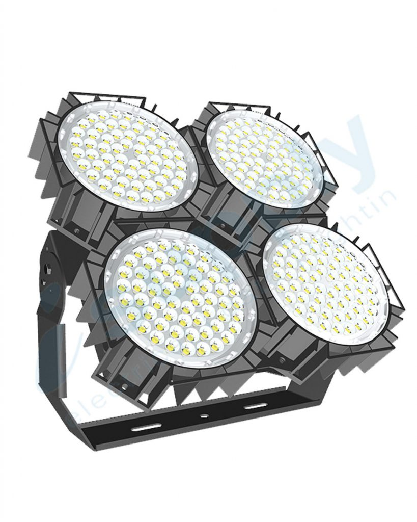 ENSA 480W Adjustable Stadium LED Flood Light (5000K) LFL-G480-C