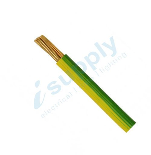 2.5mm Earth Building Wire Electrical Cable BUY PER METRE !!!