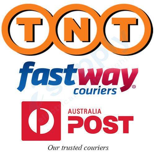 tnt fastway australia post shipping methods