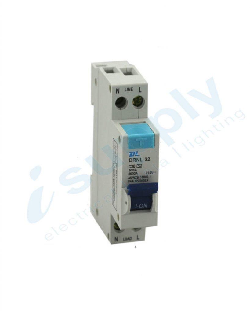Rcbo Mcb Rcd Isupply Electrical Machine Miniature Circuit Breaker Mini 10amps 1pole 3ka Rating