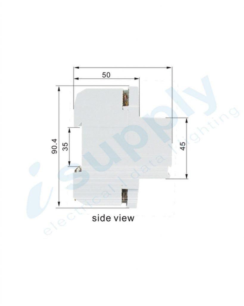 complete 6 pole combination loaded switchboard enclosure circuitLoaded Combination Switchboard Enclosure Circuit Breaker Ebay #17