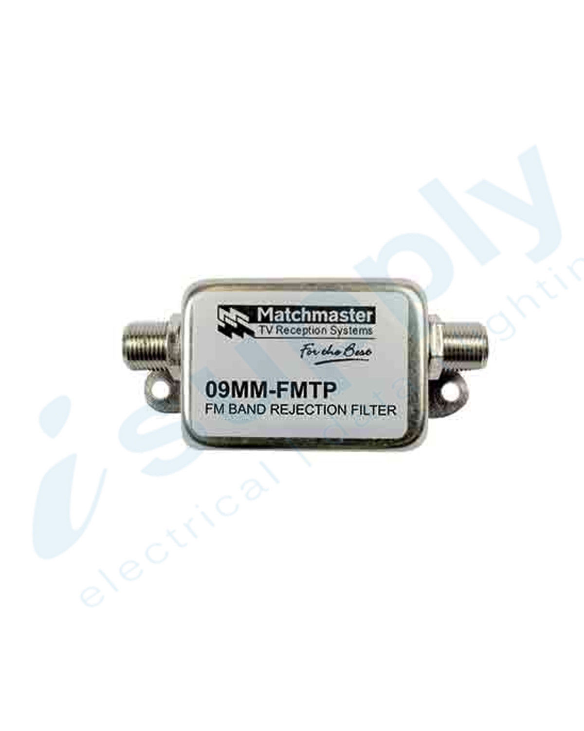 Matchmaster Fm Band Rejection Filter 09mm Fmtp Isupply Electrical Bandpass Reject A Circuit Is